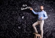 A Liberty University 'scientist' who used 'God's guidance,' has determined that being Christian is genetic.