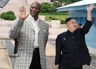 North Korea has made the usual step of purchasing a basketball player.