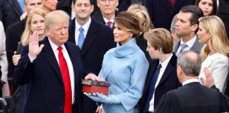 For three years, esteemed publication Gish Gallop has refrained from discussing Barron Trump.