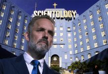 According to rumors, Canadian Clinical Psychologist Jordan Peterson is close to a deal with the Church of Scientology.