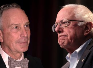 Bernie Sanders Returns Mike Bloomfield's $18.53 Dollar Donation